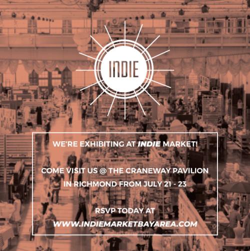 Indie Flyer - July